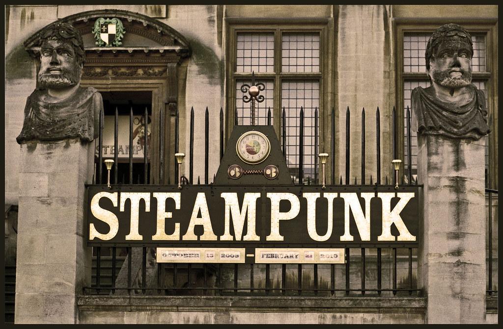 Steampunk   sepia