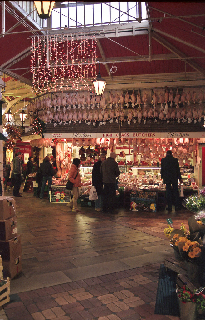 Christmas in the covered market 6