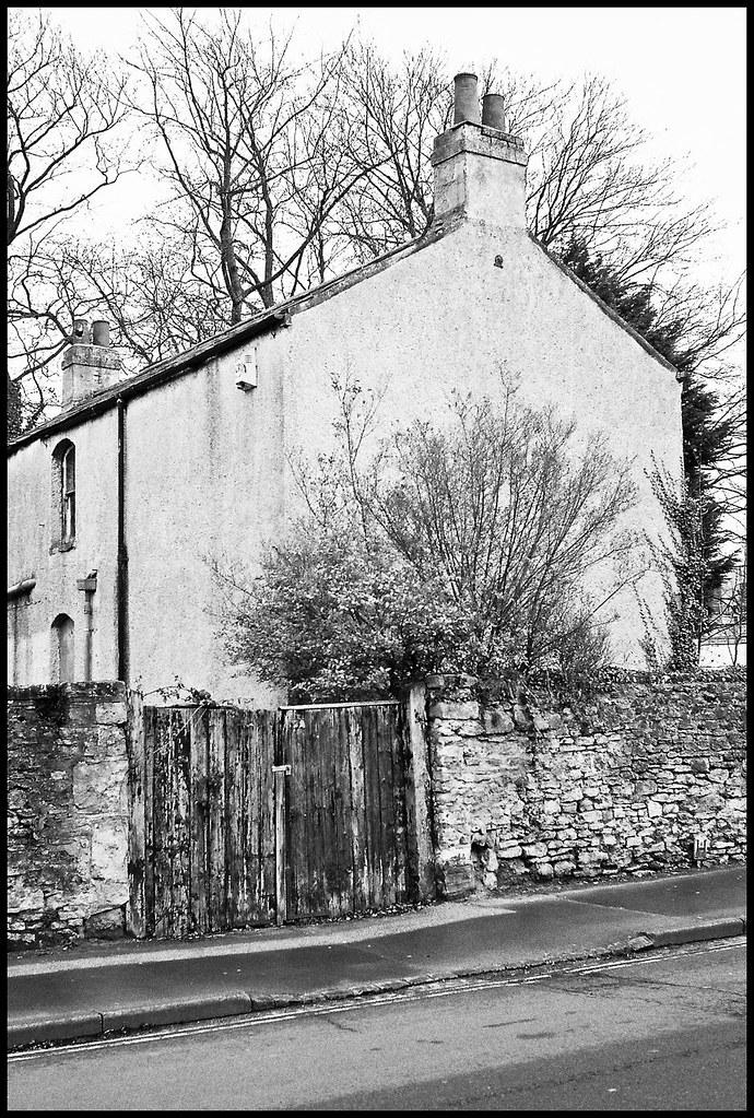 Derelict house 1
