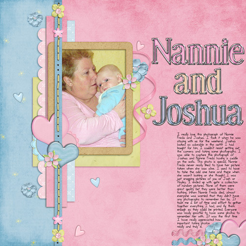 Nannie and Joshua