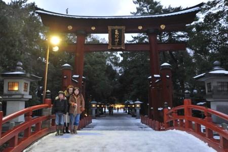 2010年初詣は敦賀気比神宮