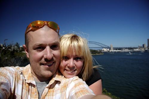 Caroline & I