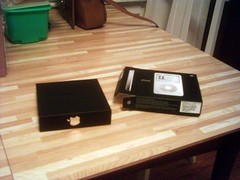 Outer and inner iPod boxes