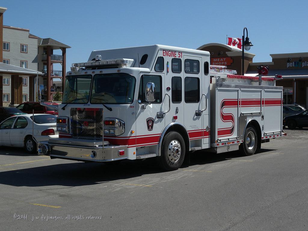 Cochrane Emergency Services, Engine 51