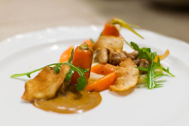 Lamszwezerik - graanmosterd - aardpeer - jonge wortel