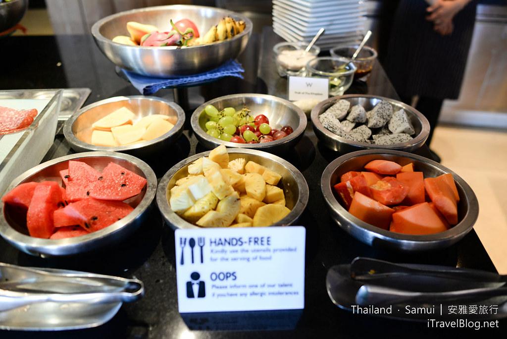 蘇美島酒店 W Retreat Koh Samui 36