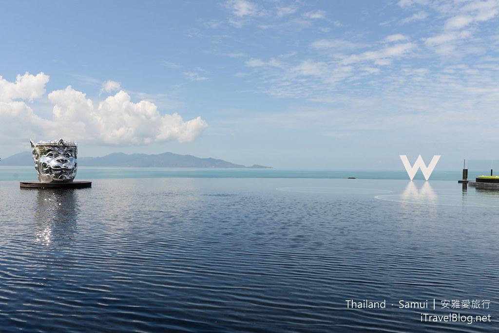 蘇美島酒店 W Retreat Koh Samui 46