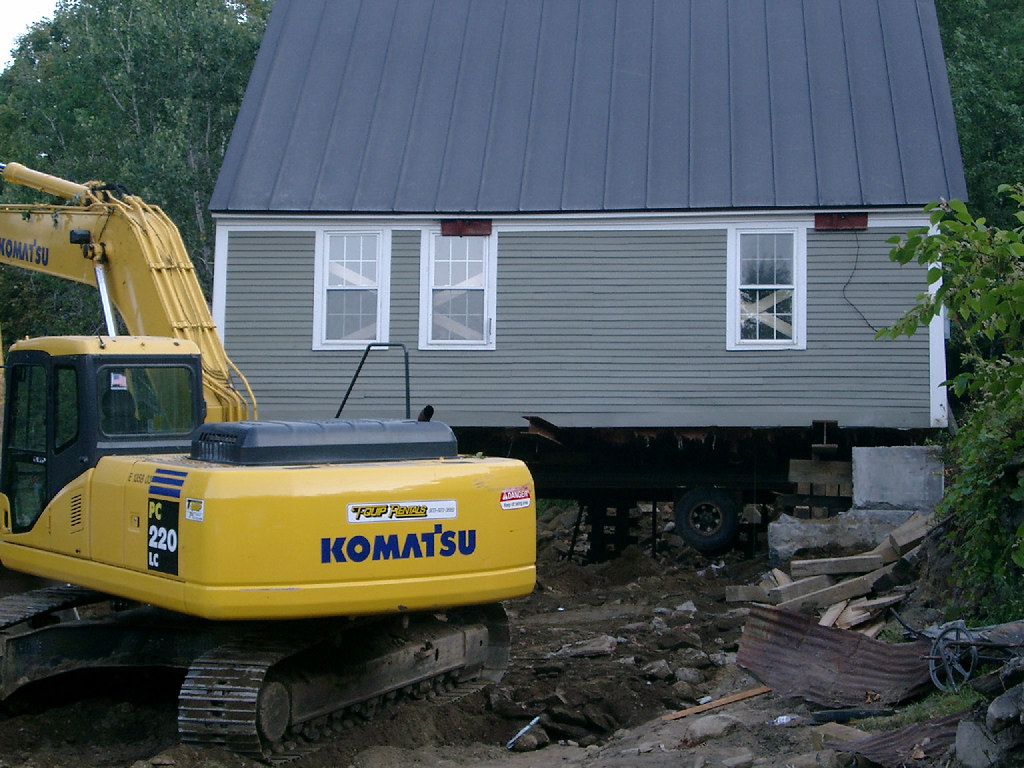Foundation Gone - North