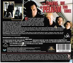 Pelham 1 2 3 VCD Read