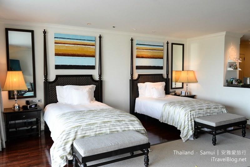 《苏美酒店推荐》InterContinental Samui Baan Taling Ngam Resort:苏梅岛班达灵岩洲际酒店2012全新开幕酒店推荐(房型篇)