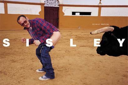 Terry Richardson y los toros