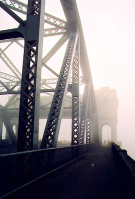 Burrard Bridge 2
