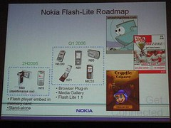 Nokia's FlashLite Phones