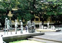 Manansala sculptures
