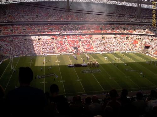 CCC Final - Wembley