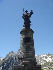 Me and Saint Bernard