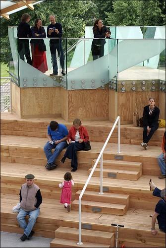 Gehry Serpentine Pavilion detail 4