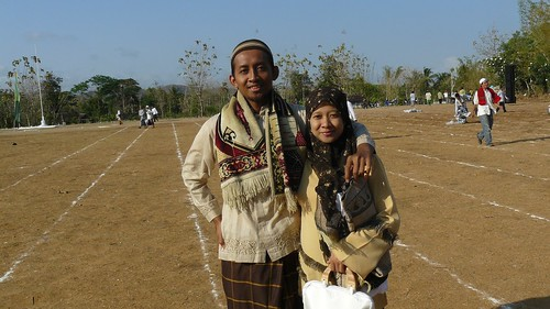 Mudik 2008 - Nurudin Jauhari & Iva Fitria