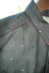 I straightened the yoke