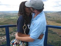 Missionaries Kissing