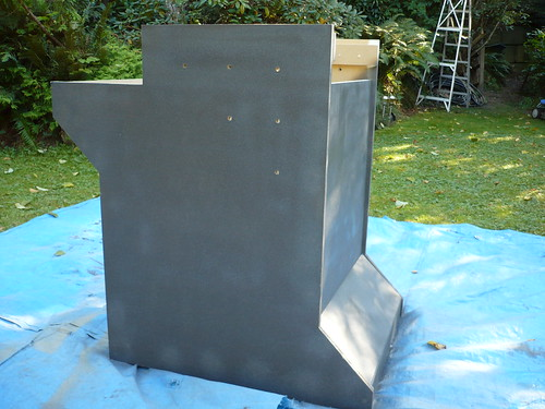 First coat lower cab (2)