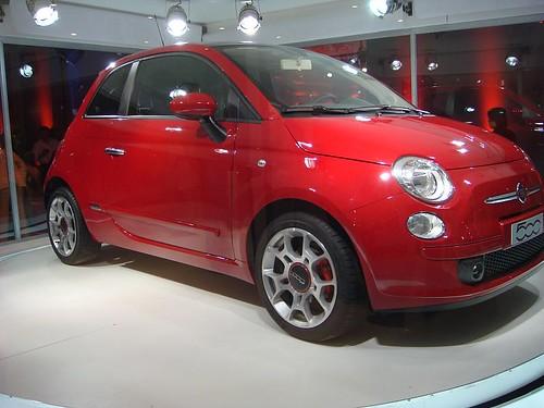 Fiesta Fiat 500