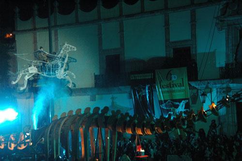 Zacatecas 7 - generik vapeur - 16 - Horse taking off