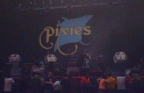 Pixies Backdrop