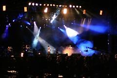 Ian Brown performs at Beijing Pop Festival