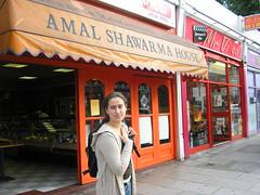Our favourite falafel shop