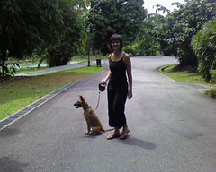 Koda @ Singapore's Botanical Garden