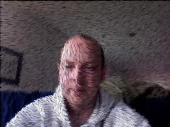 More Facial Distortion