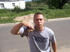 Pastor Jeff and Wildlife