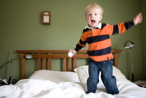 Bed dancing