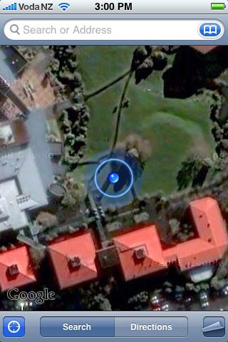 iPhone GPS3