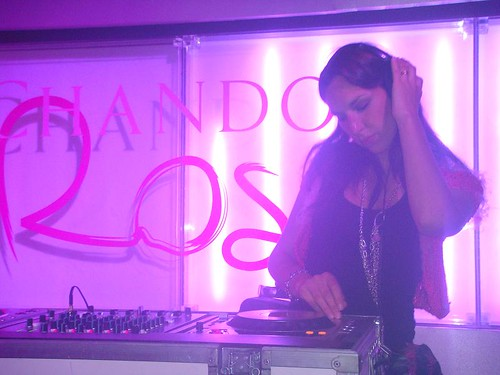 Fiesta Chandon Rose