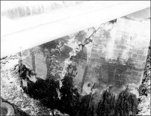 Bideford Bridge fell down (1968)