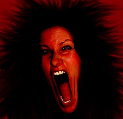 Deafening Scream