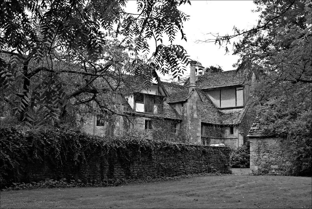 Lacock Abbey