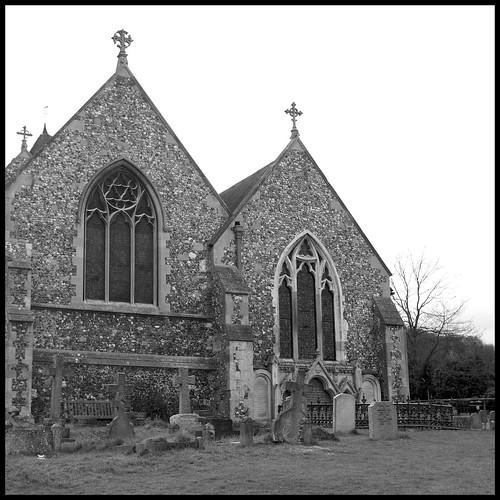 Hughendon church