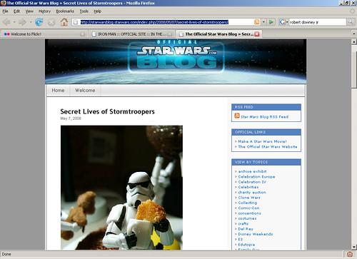 Star Wars Blog!!