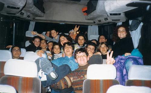 la gita ad Acireale, 10/2/1997