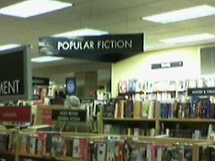 new sign over the genre fiction