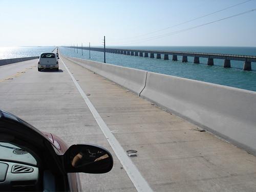 seven mile bridge!!