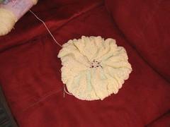 pinwheel blankie