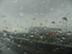 Yeah ... rain