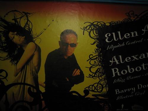 Cartel Ellen Allien