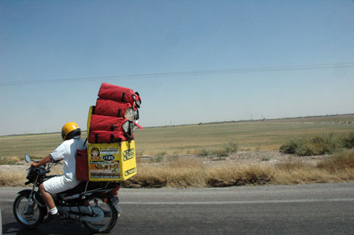 Road to Chihuahua - 02 - Pizza Delivery Guy