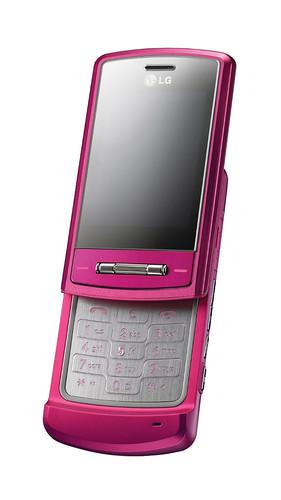 LG Shine Pink