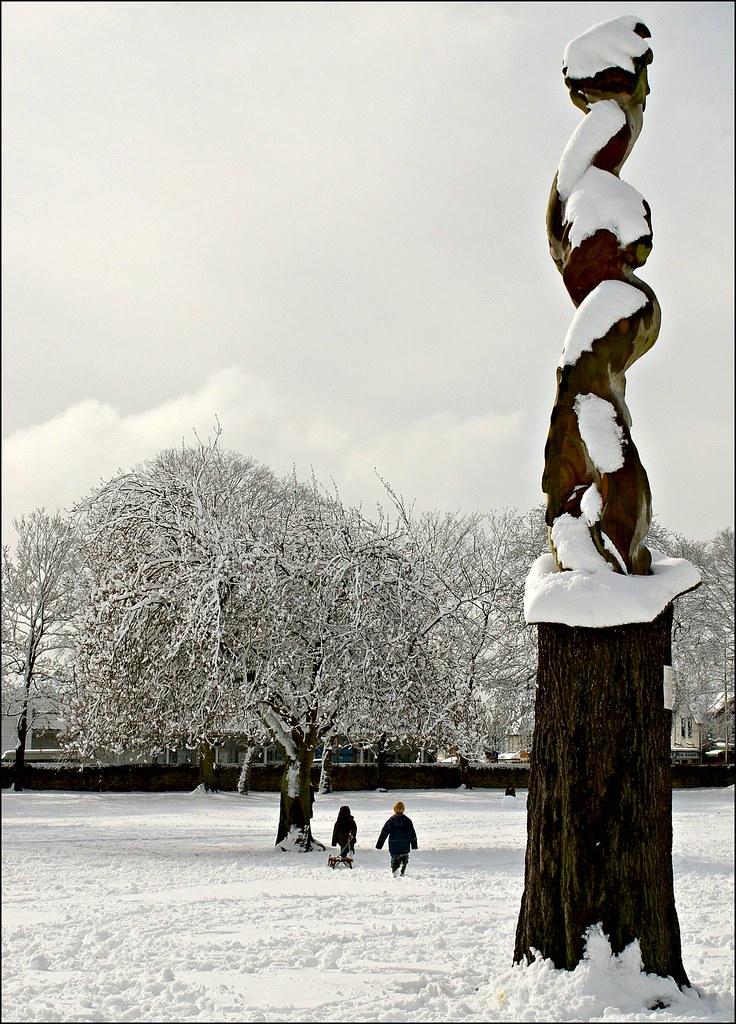 Headington storybook tree